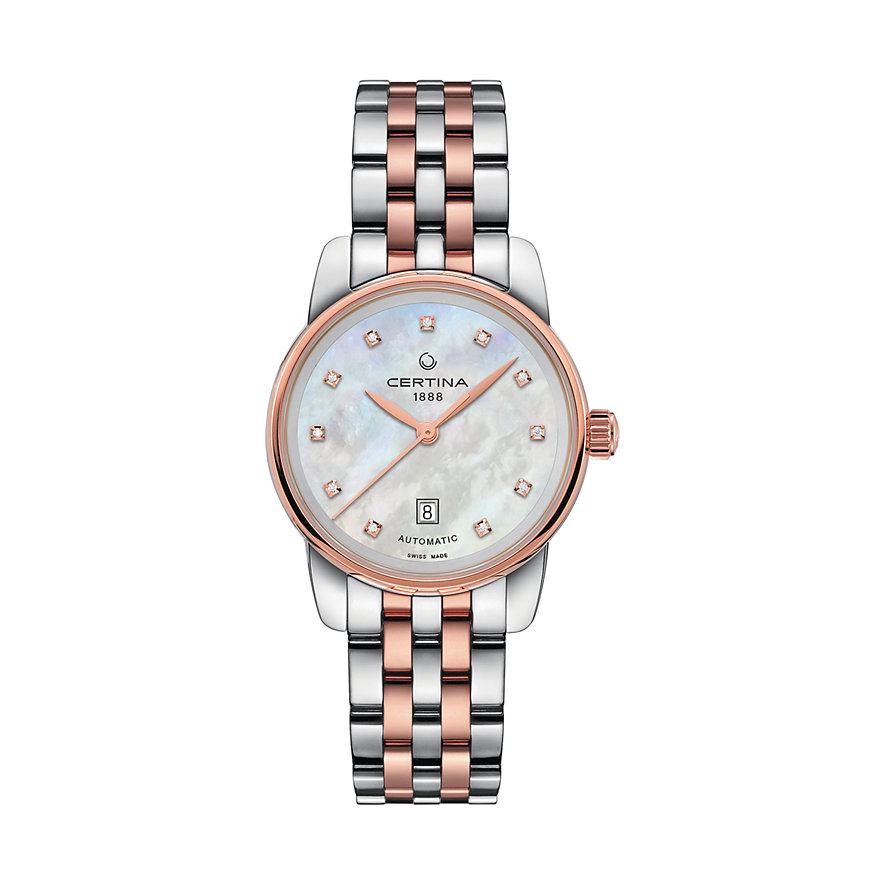 Certina Damenuhr  DS Podium Lady Automatic C0010072211600