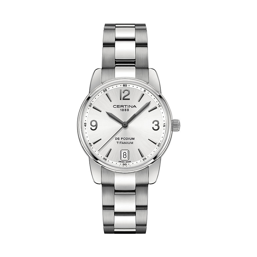 Certina Damenuhr Ds Podium Lady C0342104403700