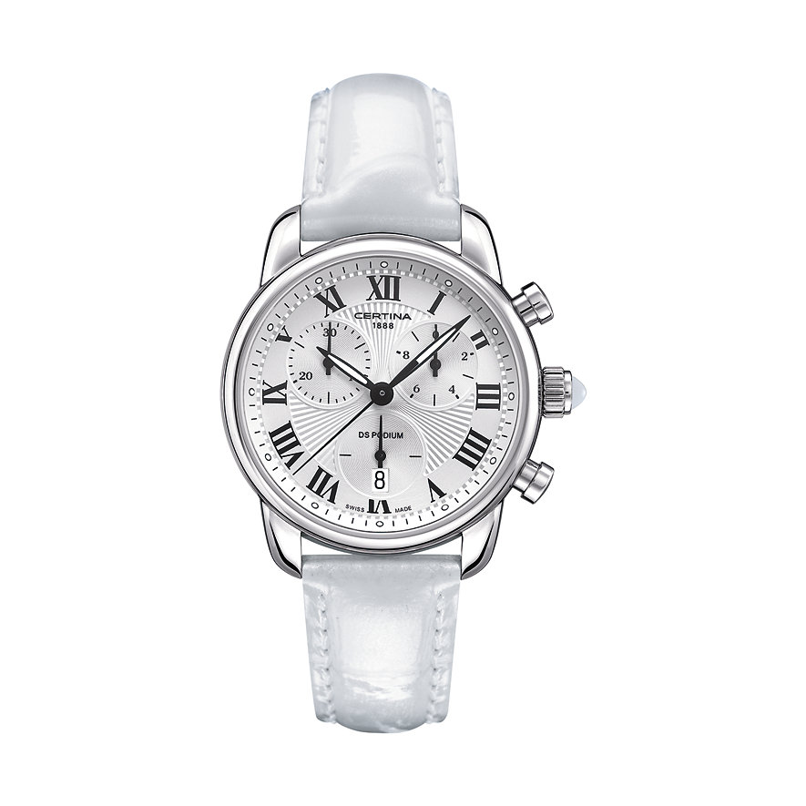 Certina DS Podium Chronograph Lady C0252171601801