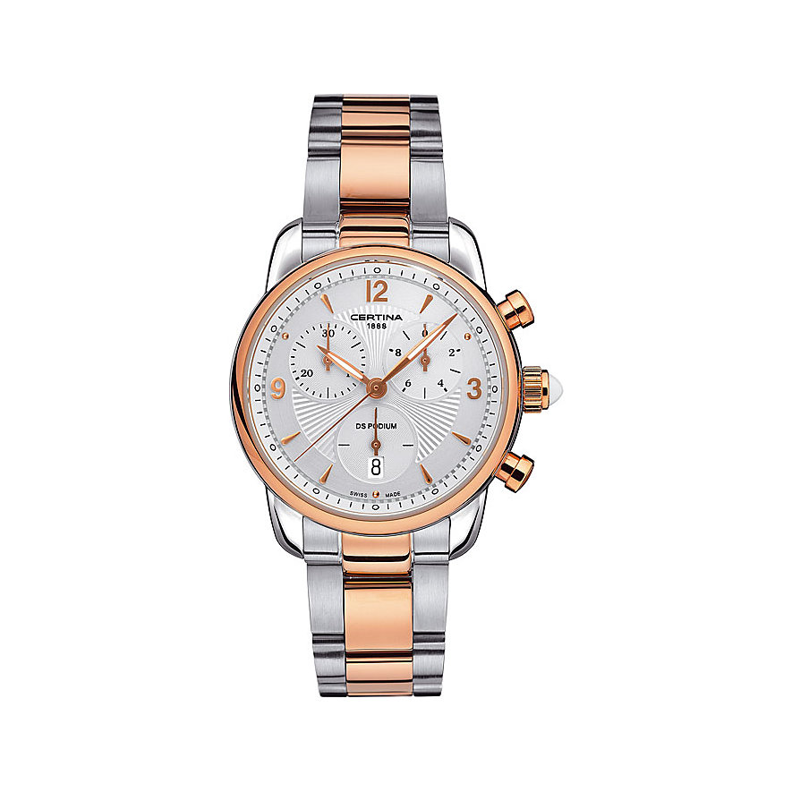 CERTINA DS Podium Chronograph Lady C025.217.22.017.00 Chrono