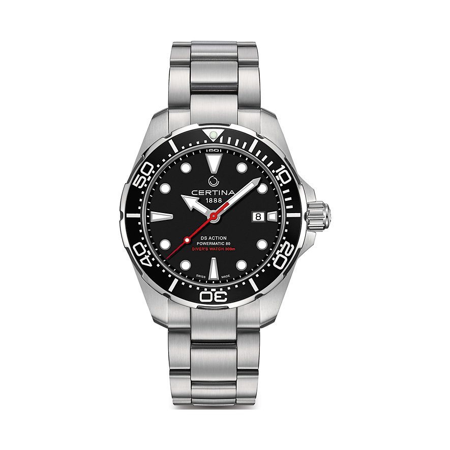 Certina Herrenuhr DS Action Diver Automatic C0324071105100