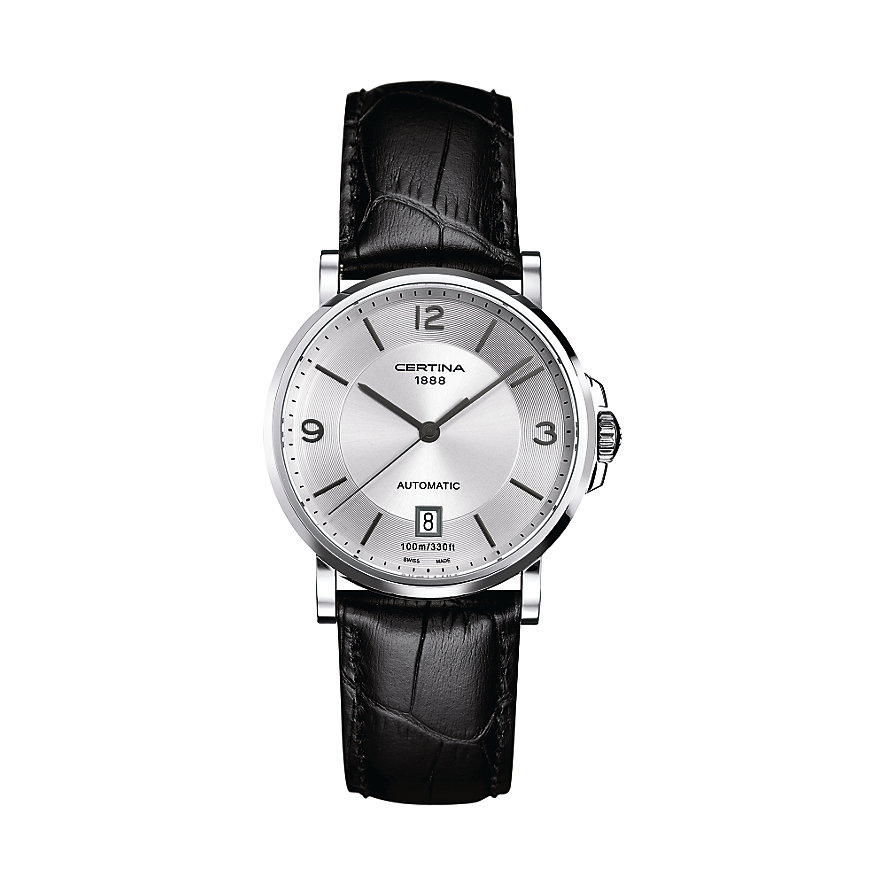 certina-herrenuhr-ds-caimano