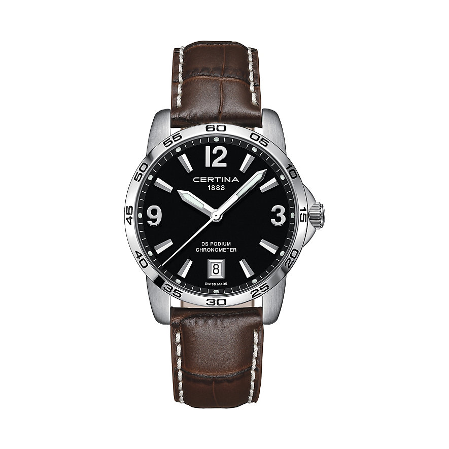Certina Herrenuhr Ds Podium Gent C0344511605700