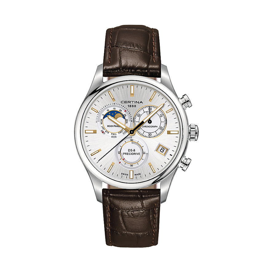 Certina Mondphase Chronograph DS 8