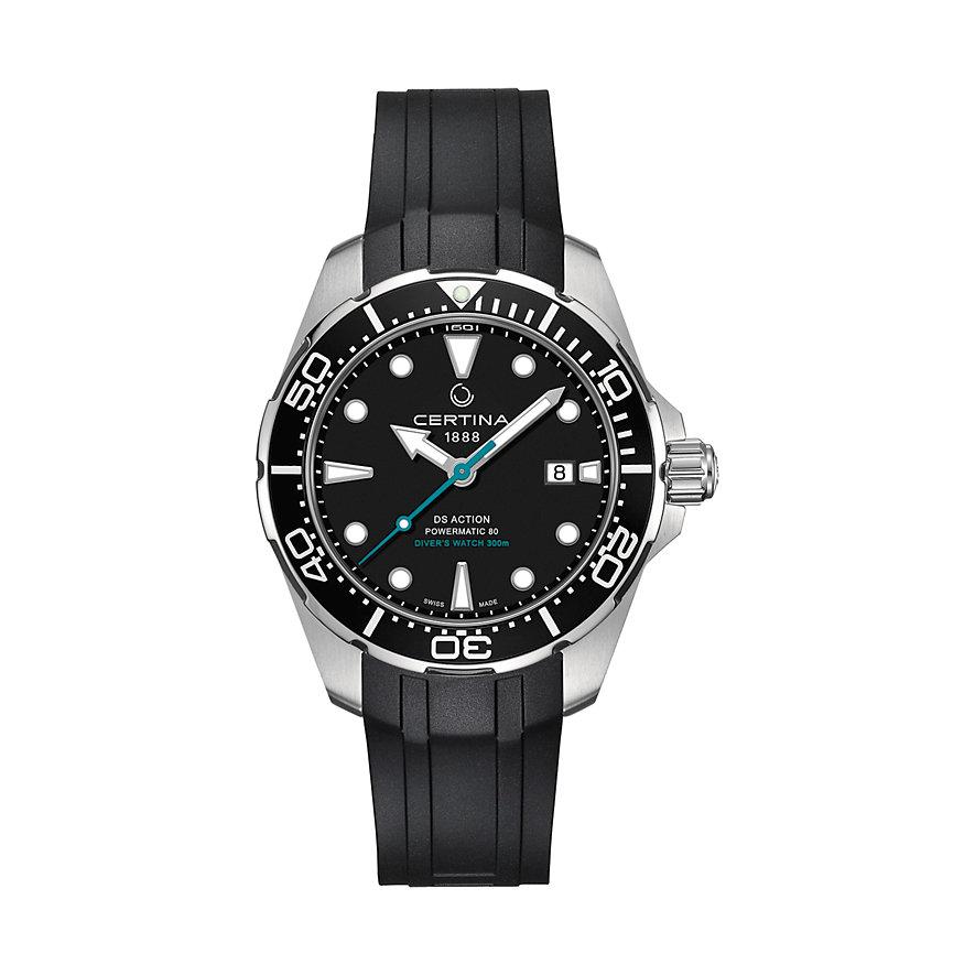 Certina Taucheruhr Aqua DS Action Diver C0324071705160