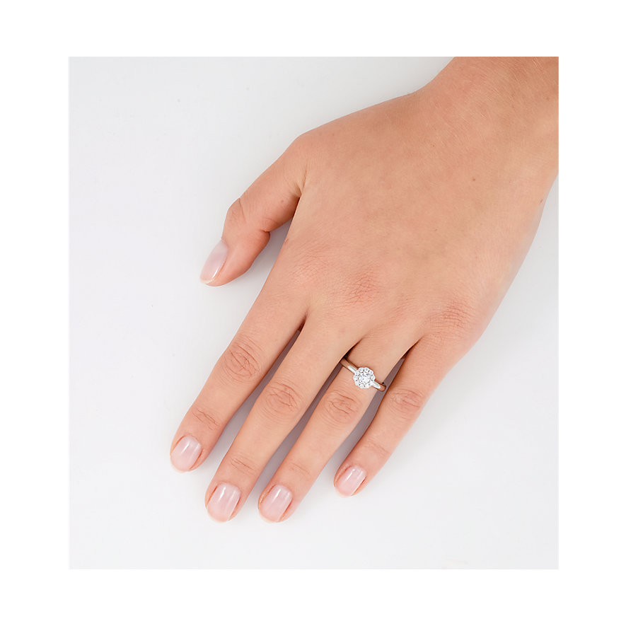 CHRIST Diamonds Damenring 31200808