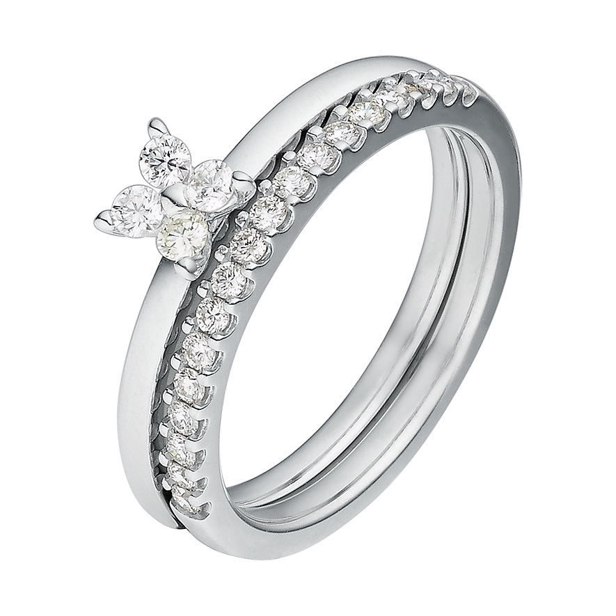 CHRIST Diamonds Damenring 86781778