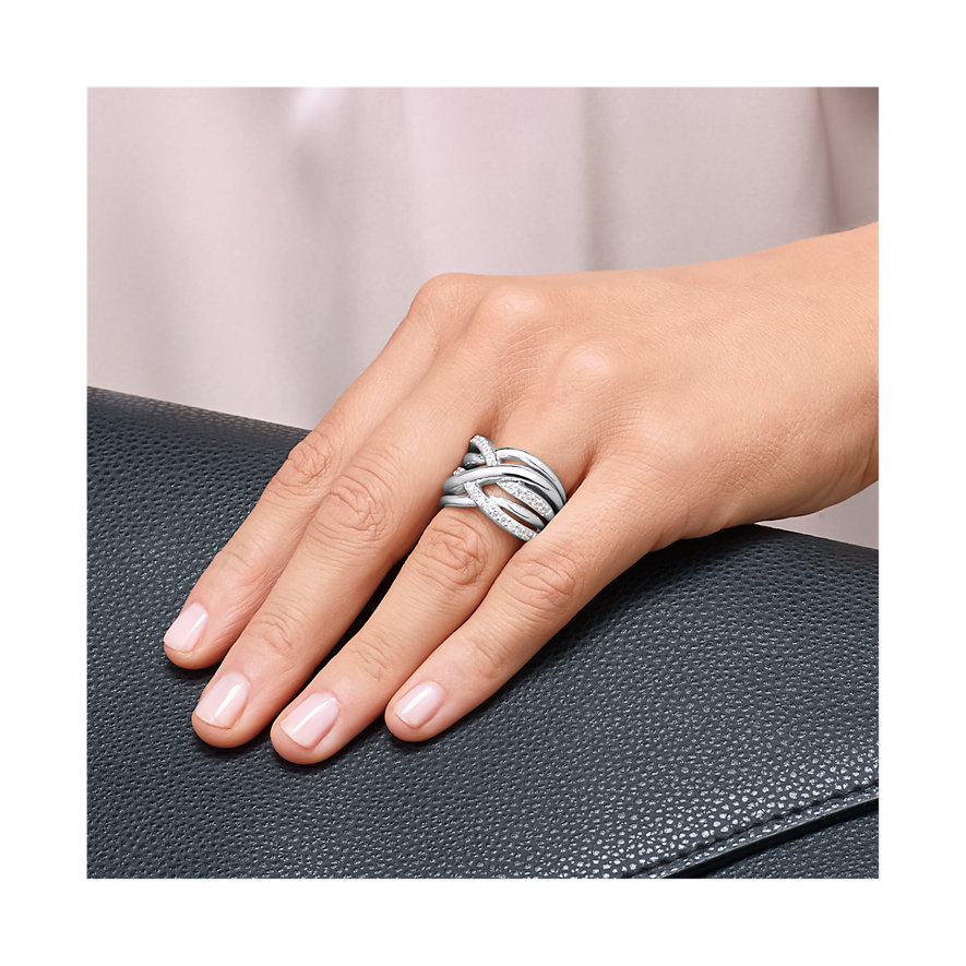 CHRIST Diamonds Damenring 87048055