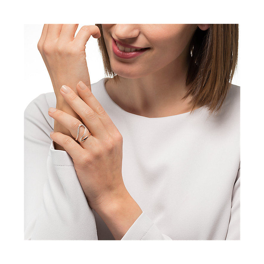 CHRIST Diamonds Damenring 87350975