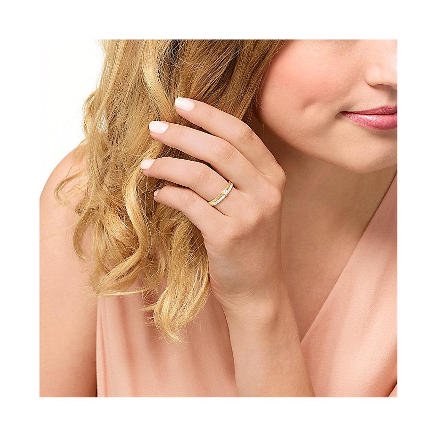 CHRIST Diamonds Damenring 87489167