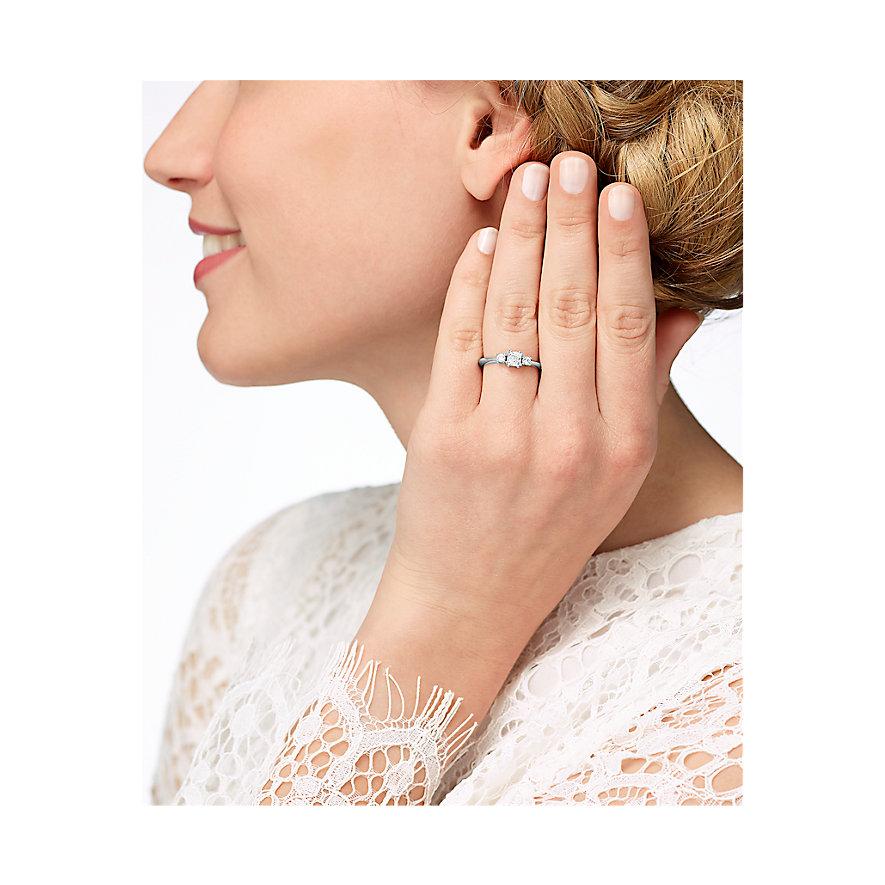 CHRIST Diamonds Damenring 87490521