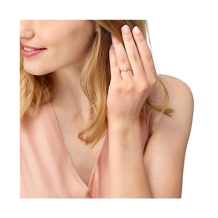 CHRIST Diamonds Damenring 87501591