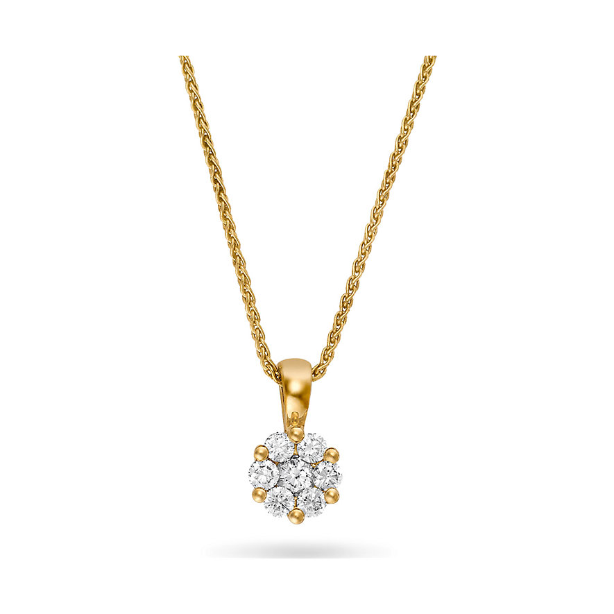 CHRIST Diamonds Kette 83582014