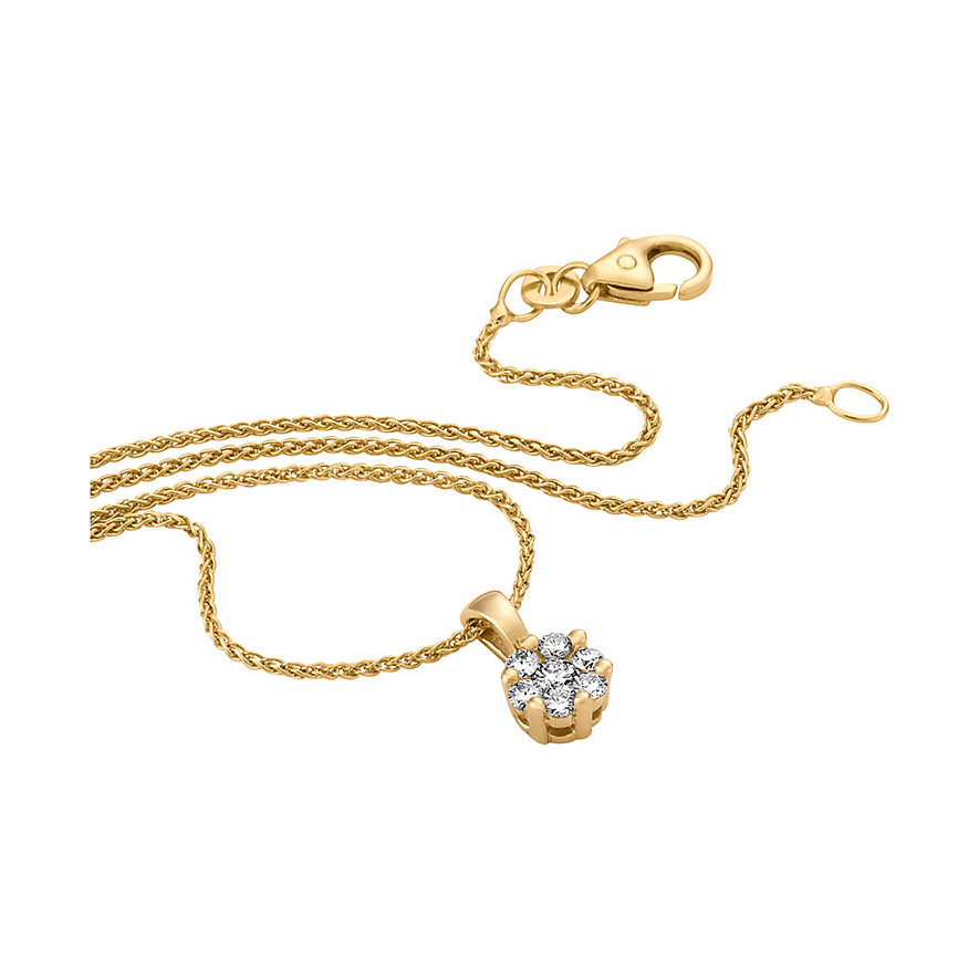 CHRIST Diamonds Kette 83583355
