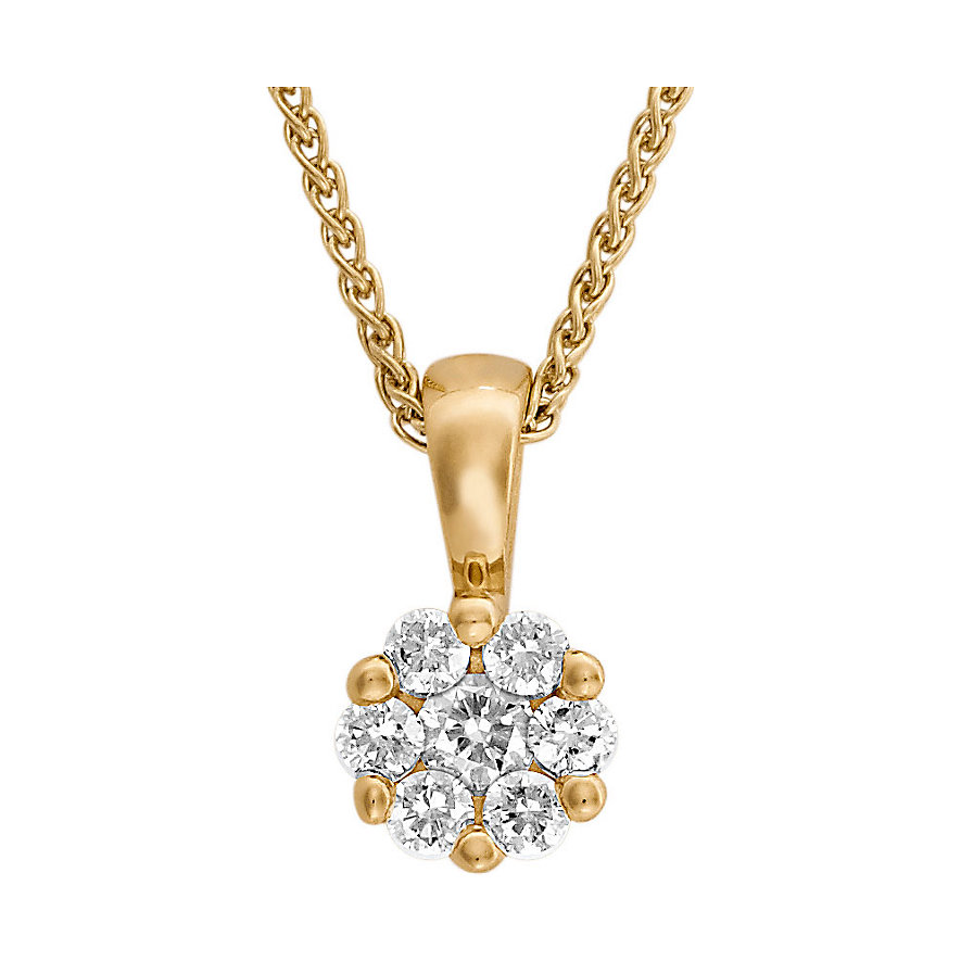 CHRIST Diamonds Kette 83583355