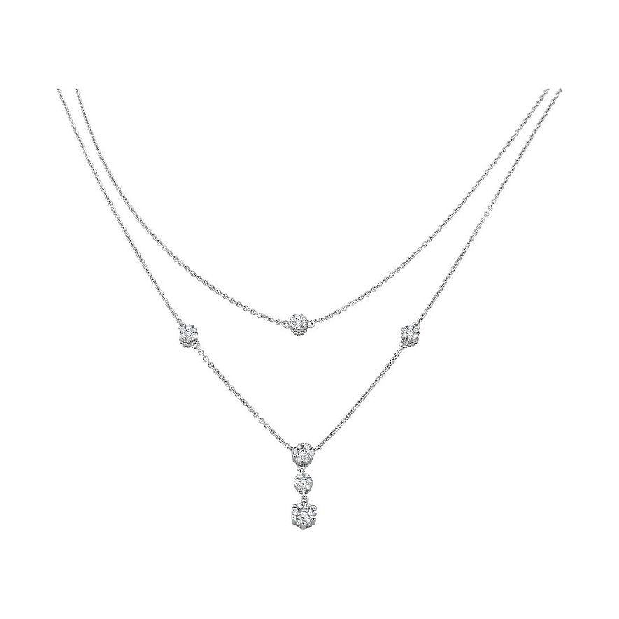 CHRIST Diamonds Kette 85843311
