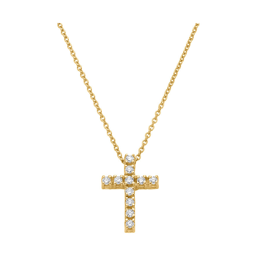 CHRIST Diamonds Kette 86260085