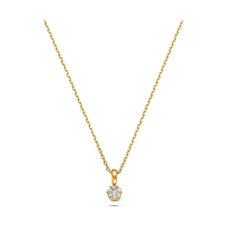 CHRIST Diamonds Kette 86294397