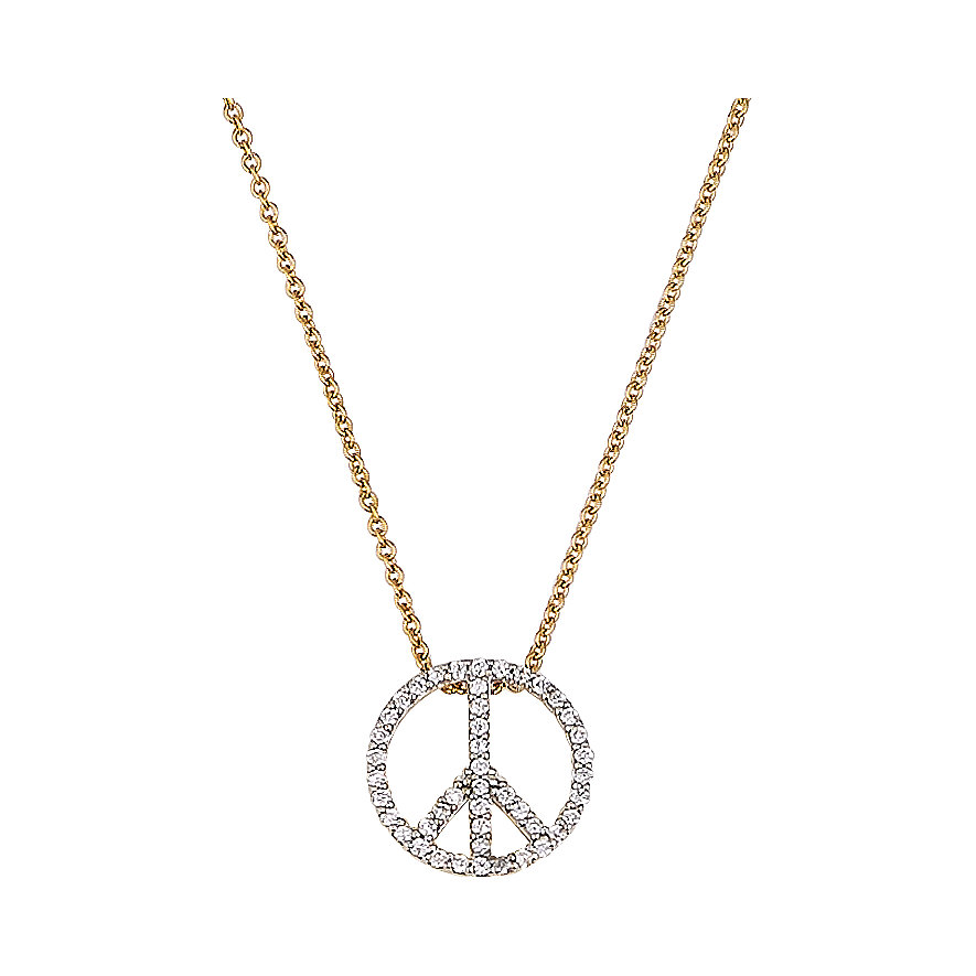 CHRIST Diamonds Kette 86782065