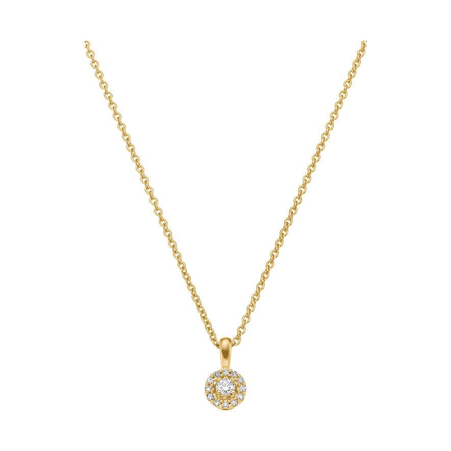 CHRIST Diamonds Kette 87375404