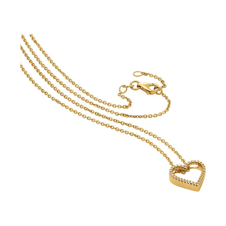 CHRIST Diamonds Kette 87375421