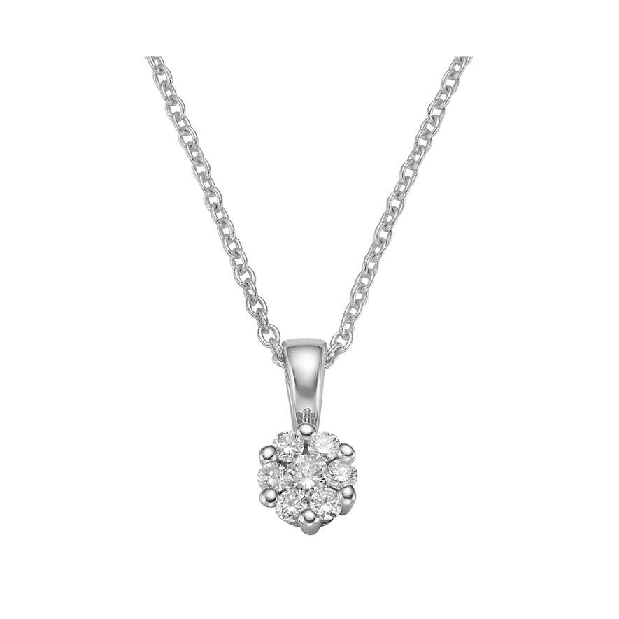 CHRIST Diamonds Kette 87375439