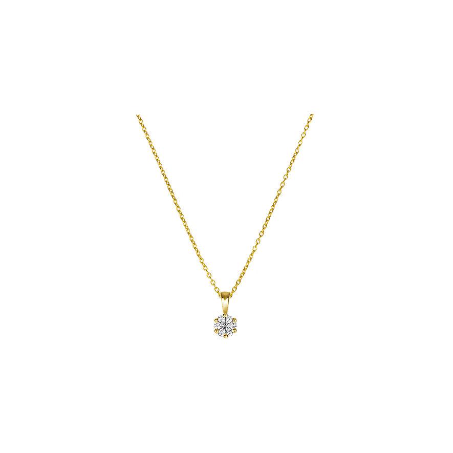 CHRIST Diamonds Kette 87392465