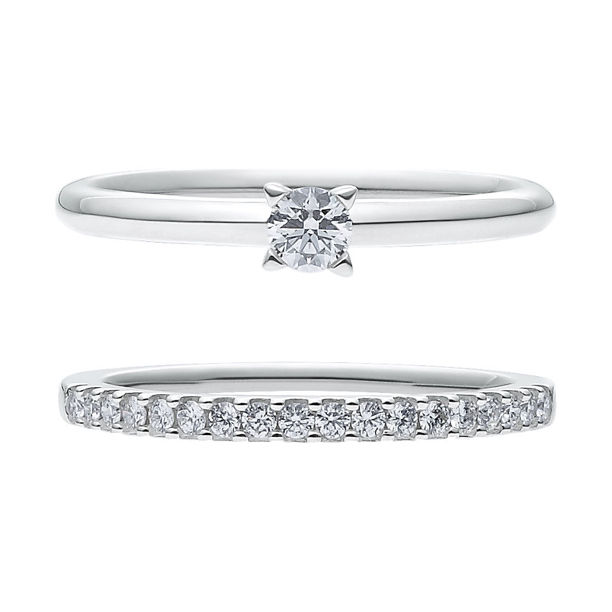 CHRIST Diamonds Schmuck-Set 87035301