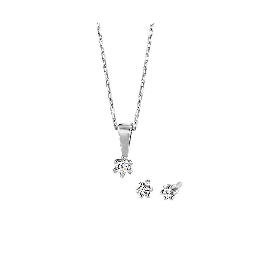 CHRIST Diamonds Schmuck-Set