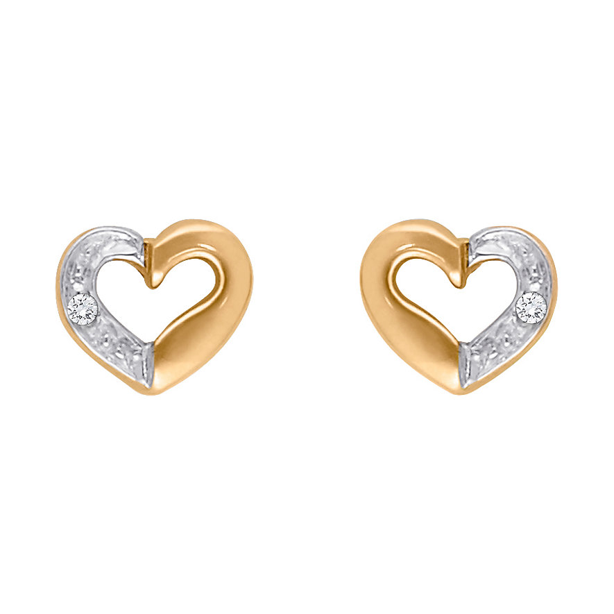 CHRIST Diamonds Schmuckset 86908077