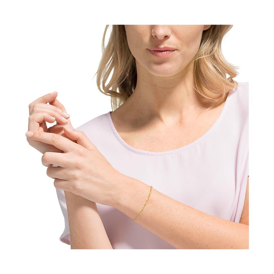 CHRIST Gold Armband Armband Figaro 87989429