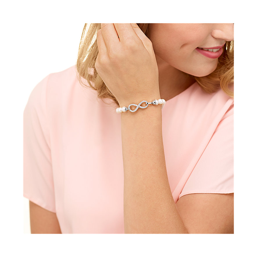 CHRIST Pearls Armband 87476146
