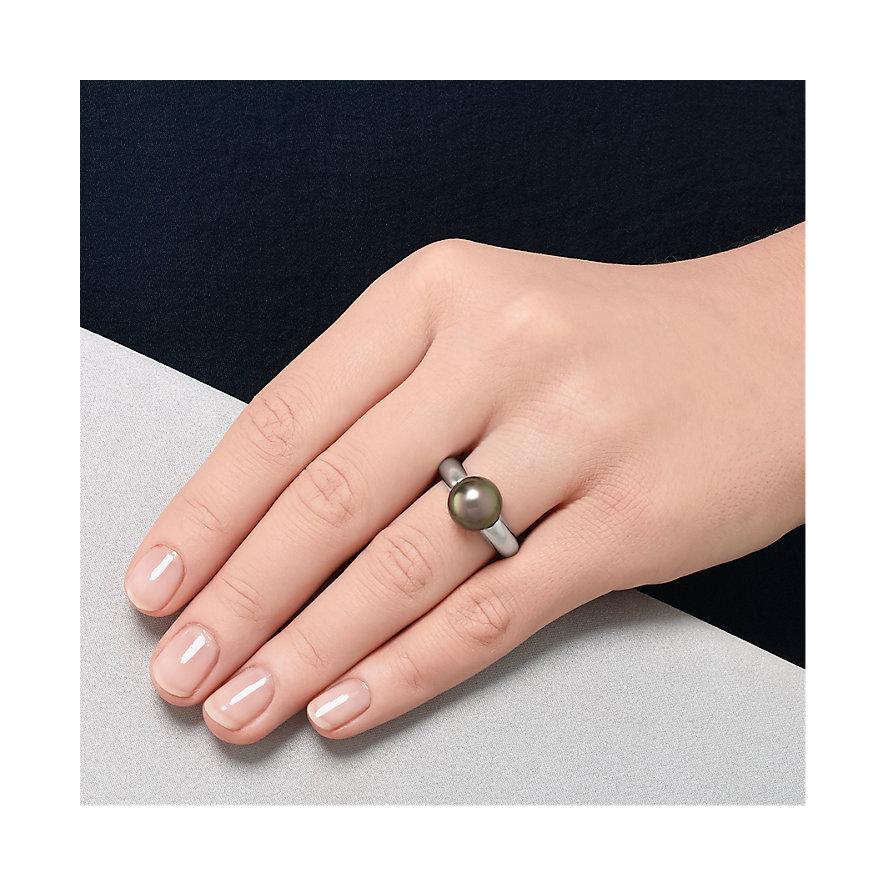 CHRIST Pearls Damenring 60015546