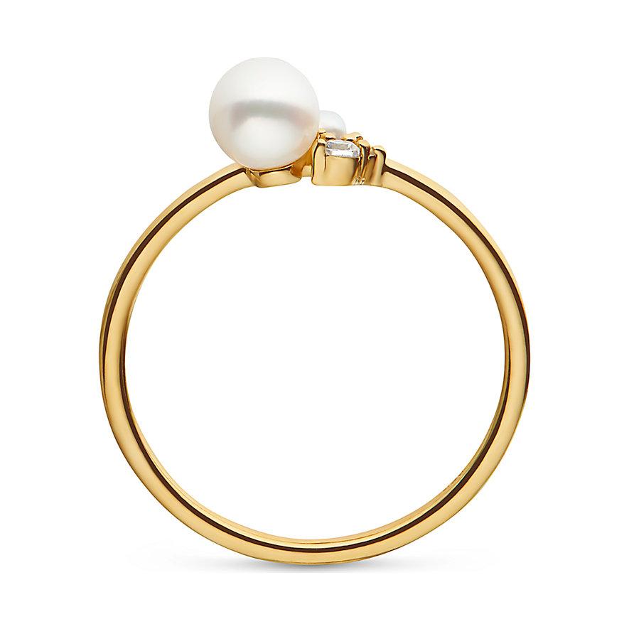 CHRIST Pearls Damenring 87993868