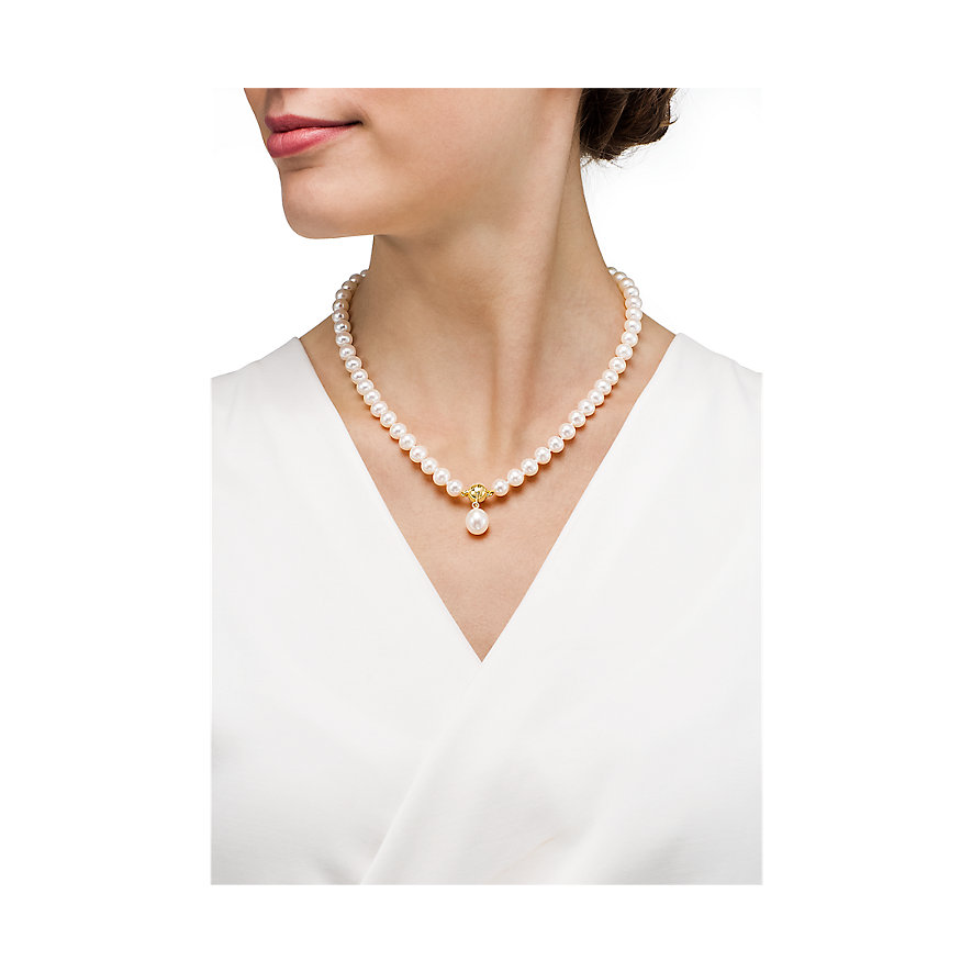 CHRIST Pearls Kette 87310981