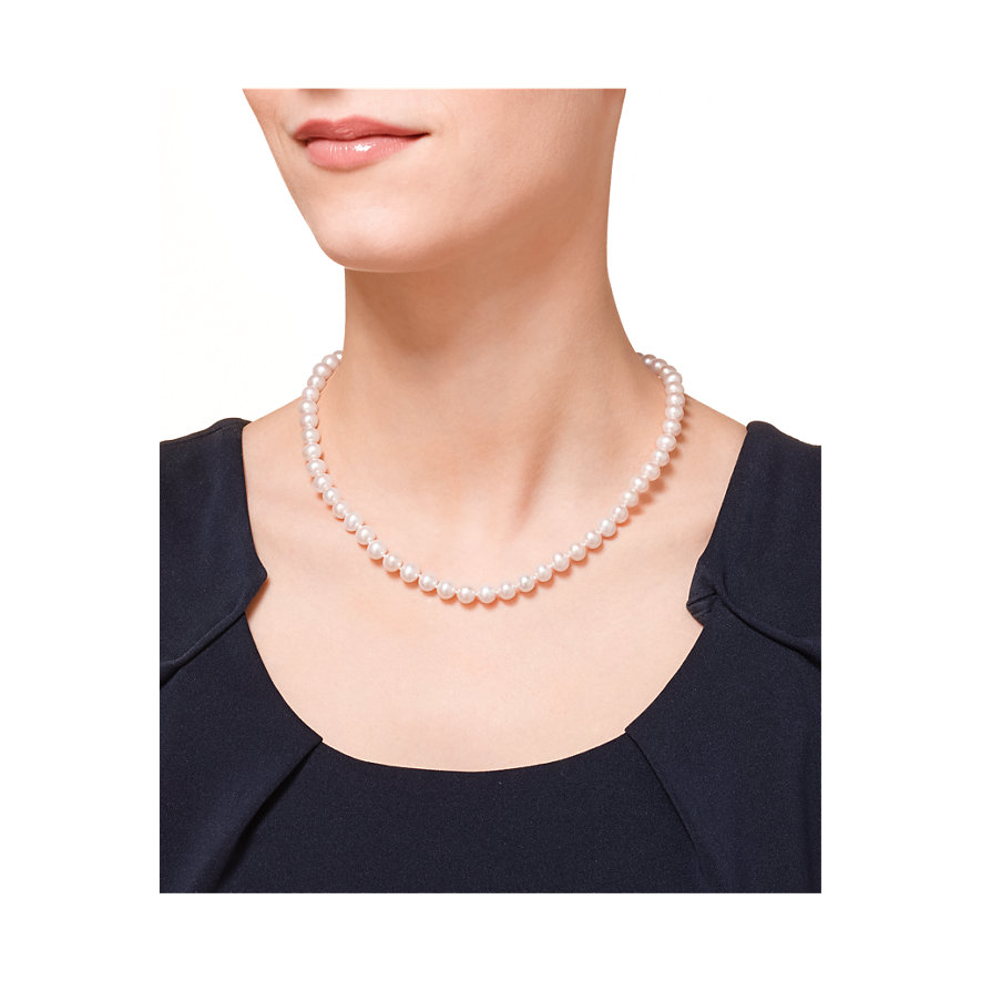 CHRIST Pearls Kette 87477533