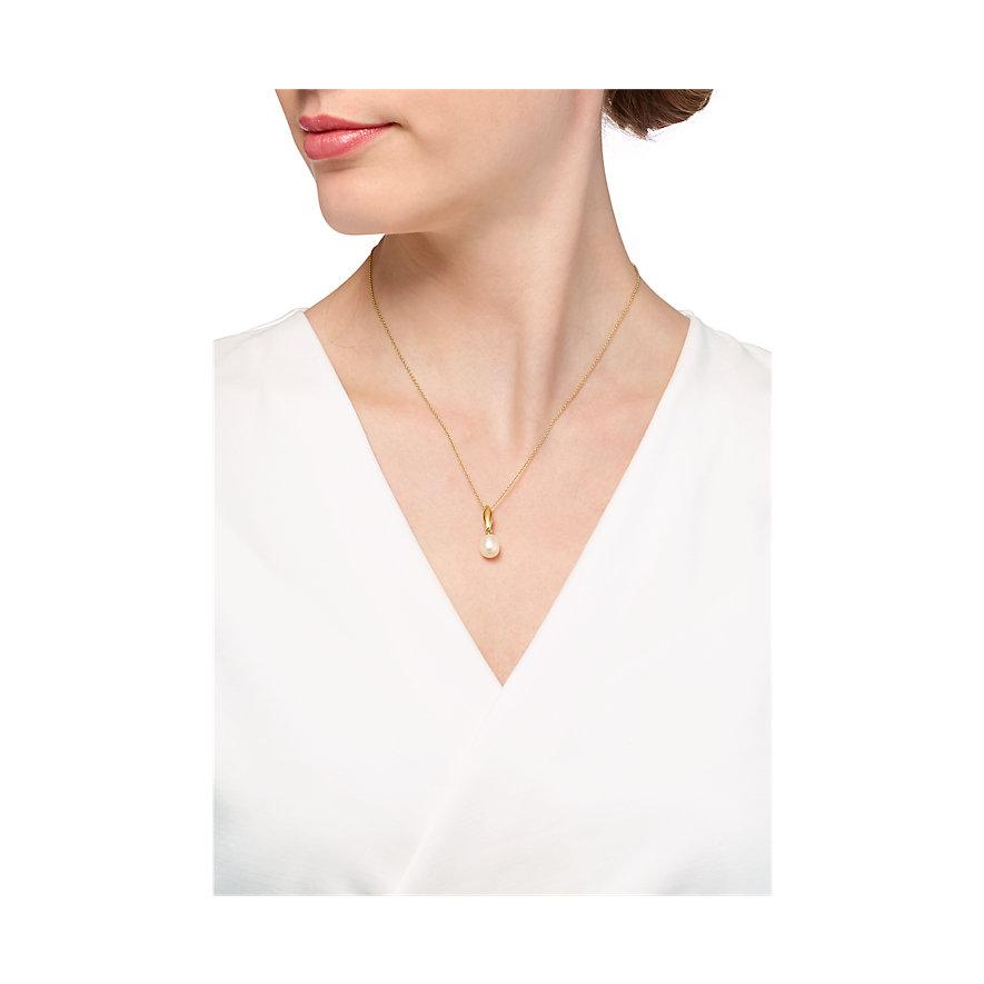 CHRIST Pearls Kette 87485331