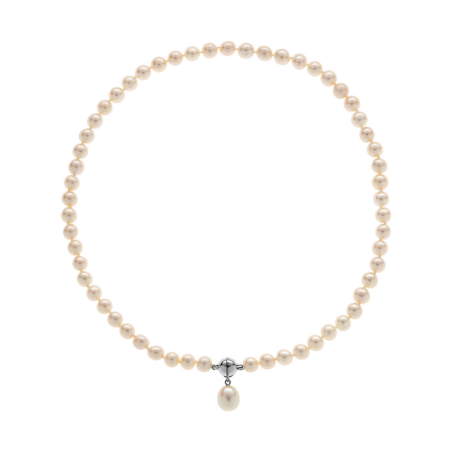 CHRIST Pearls Kette 87543145