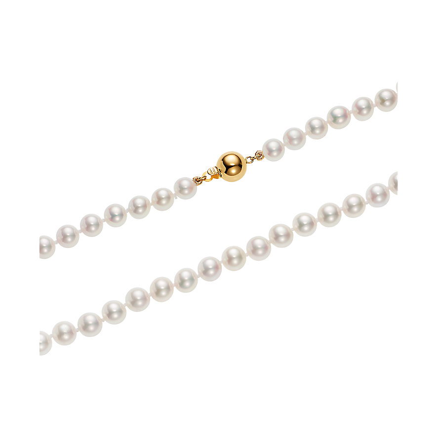CHRIST Pearls Kette 87586782