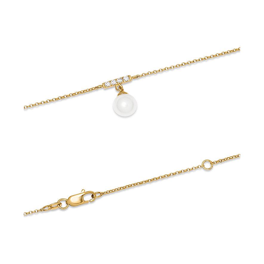 CHRIST Pearls Kette 87770168
