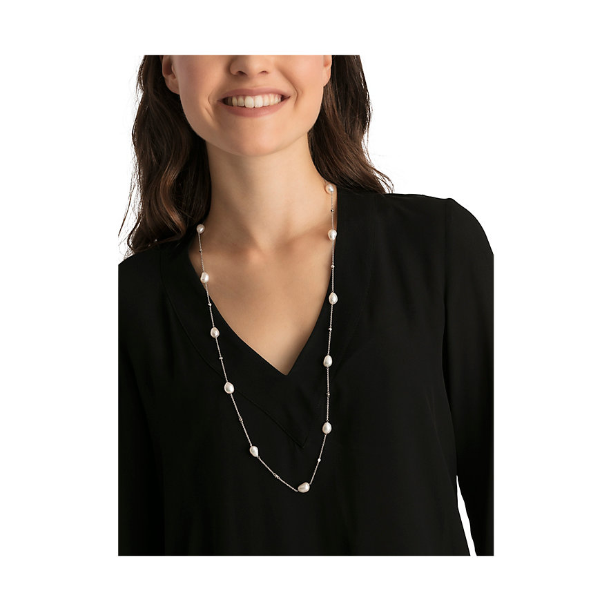 CHRIST Pearls Kette 87773787