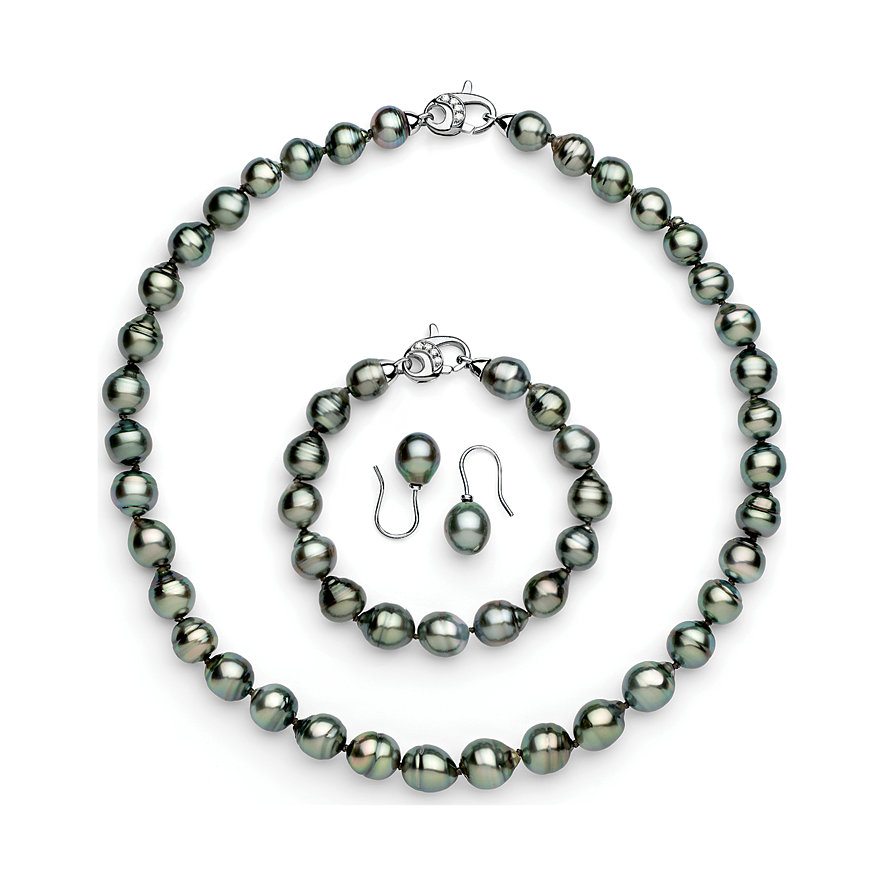 CHRIST Pearls Schmuck-Set 87005488