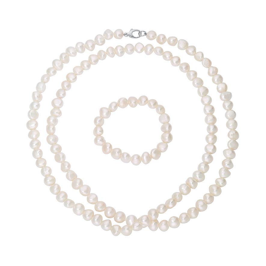 CHRIST Pearls Schmuckset 87026167