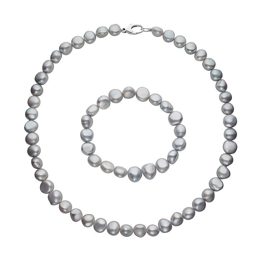 CHRIST Pearls Schmuckset 87529134