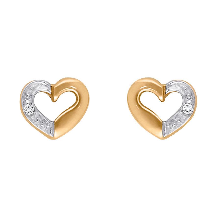 CHRIST Diamonds Schmuck-Set 86908077