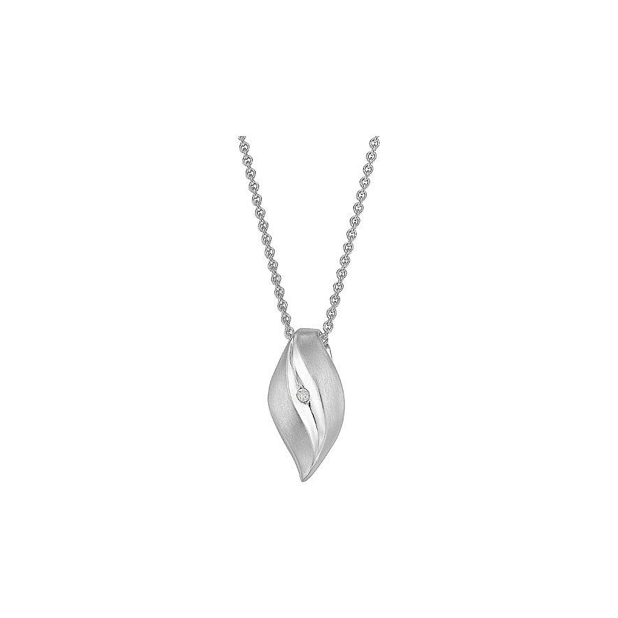CHRIST Silver Diamonds Kette 85484974