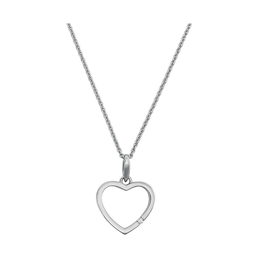 CHRIST Silver Diamonds Kette 86252899