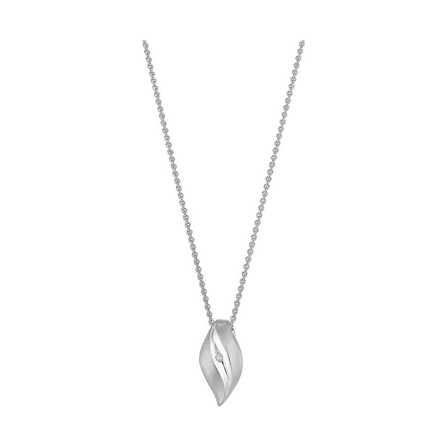 CHRIST Silver Diamonds Kette 86499266