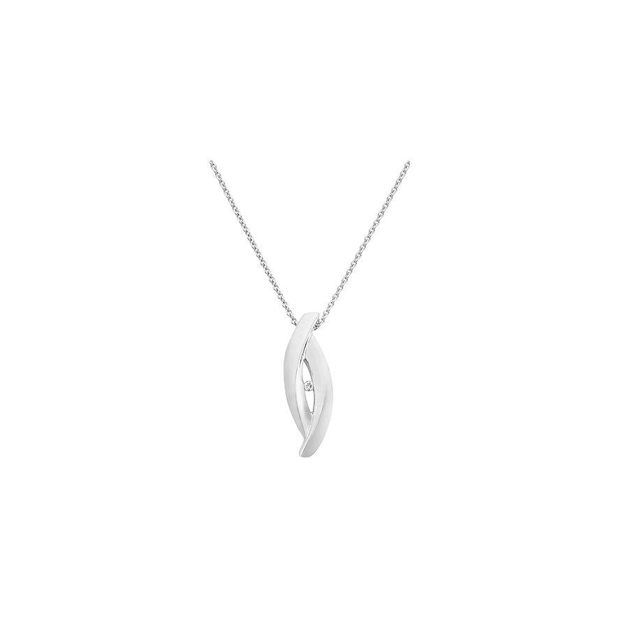 CHRIST Silver Diamonds Kette 86616122