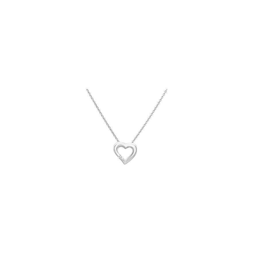 CHRIST Silver Diamonds Kette 86616211